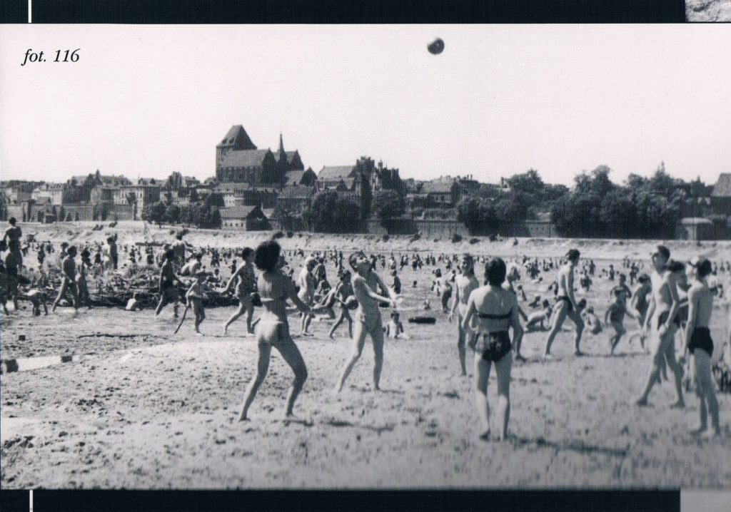 Plaża nad Wisłą | Toruń